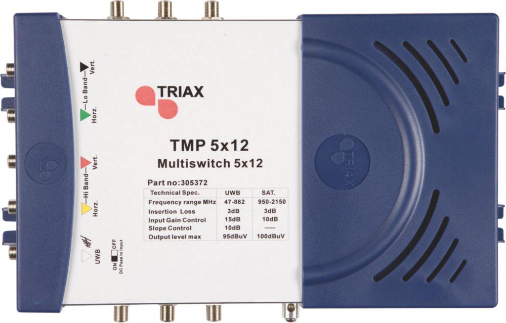 Triax Multi-Switch 12-Way