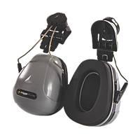 Delta Plus Magny Helmet Ear Defenders Grey