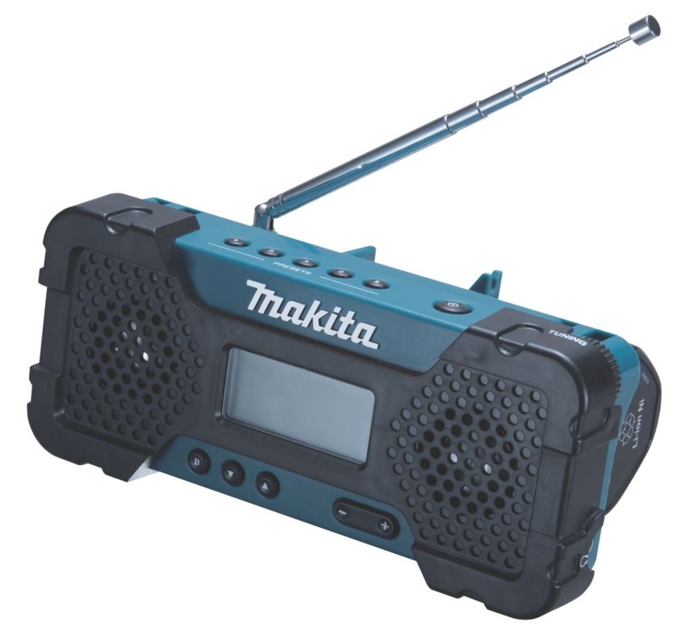 Makita MR051 10.8V Site Radio - Bare