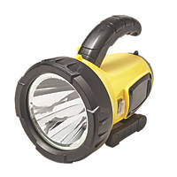 T7-3 Rechargable LED Spotlight Torch Integrated Li-Ion