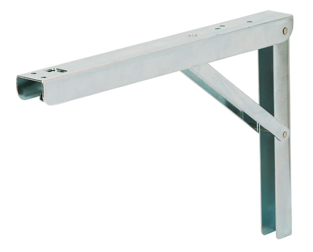 Adjustable Folding Bracket 200 x 300mm Pack of 2
