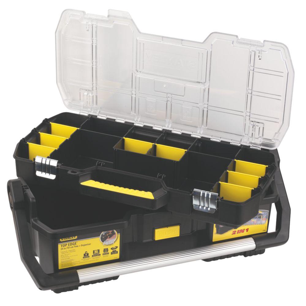 """Stanley 24"""" Tool Tote & Organiser"""
