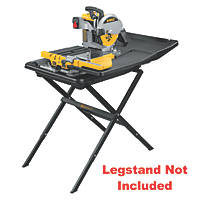 DeWalt D24000-LX 250mm Sliding Table Wet Tile Saw 110V
