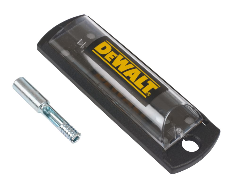 DeWalt 8mm Diamond Tile Drill Bit