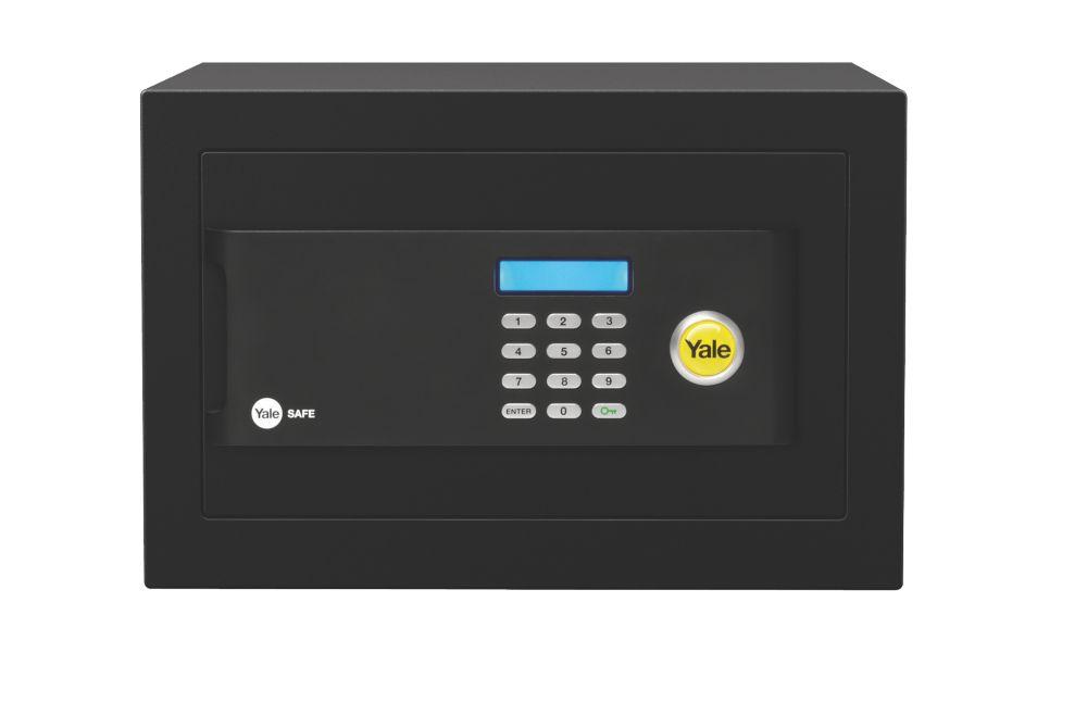 Yale YSB/200/EB1/B Premium Compact Safe 9.6Ltr