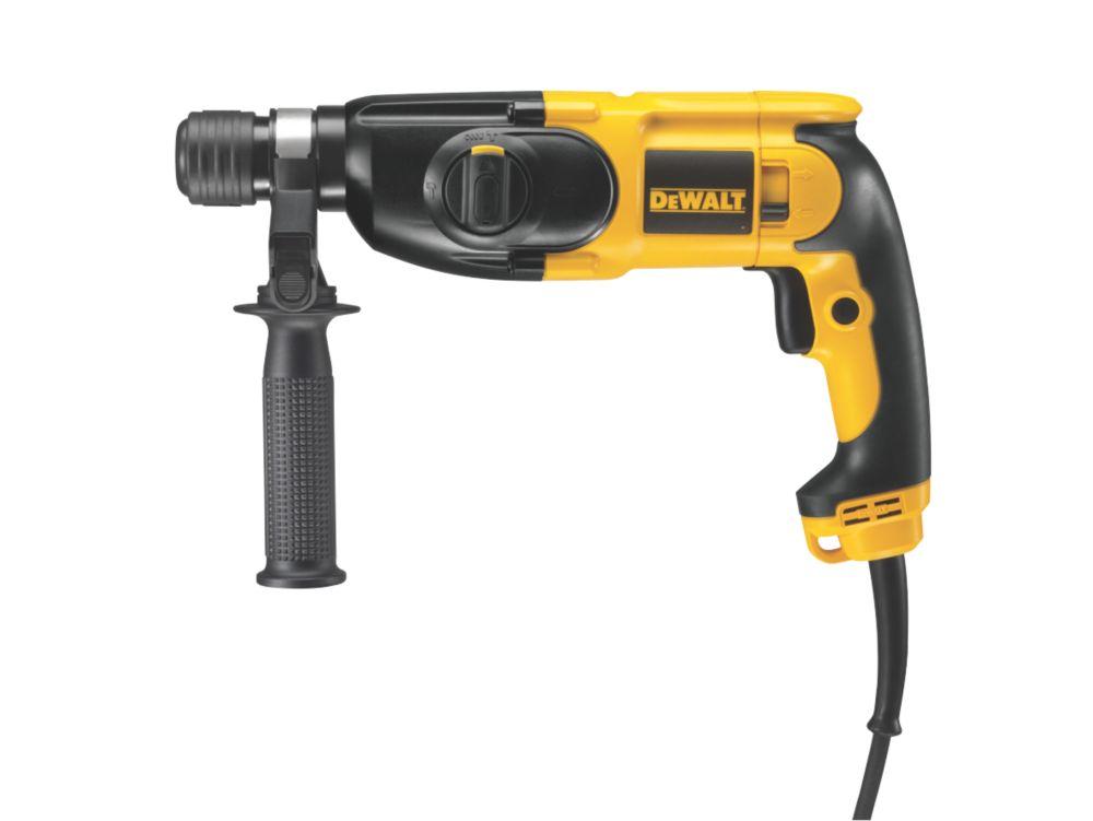 DeWalt D25013K-GB 2.3kg SDS Plus Hammer Drill 240V