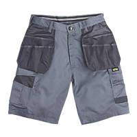 """Site Hound Multi-Pocket Shorts Grey / Black 30"""" W"""