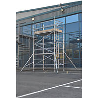 Lyte SF25DW37 Helix Double Width Industrial Tower 3.7m