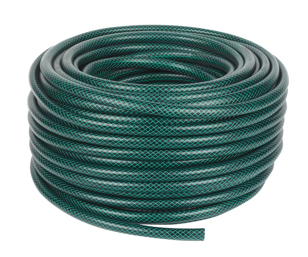 "Hose Green 50m x ½"" (13mm)"