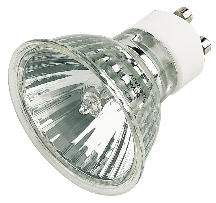 Sunny GZ10 Round Halogen Lamp 700Cd 50W 240V Pack of 5