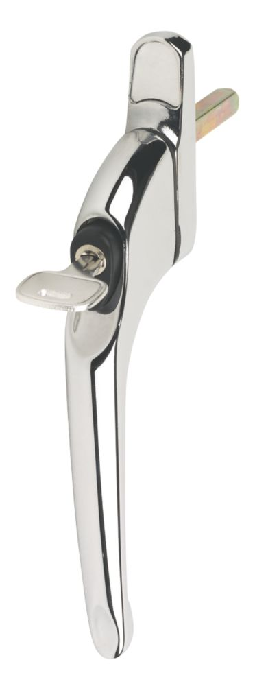 ERA Maxim uPVC Window Handle Polished Chrome