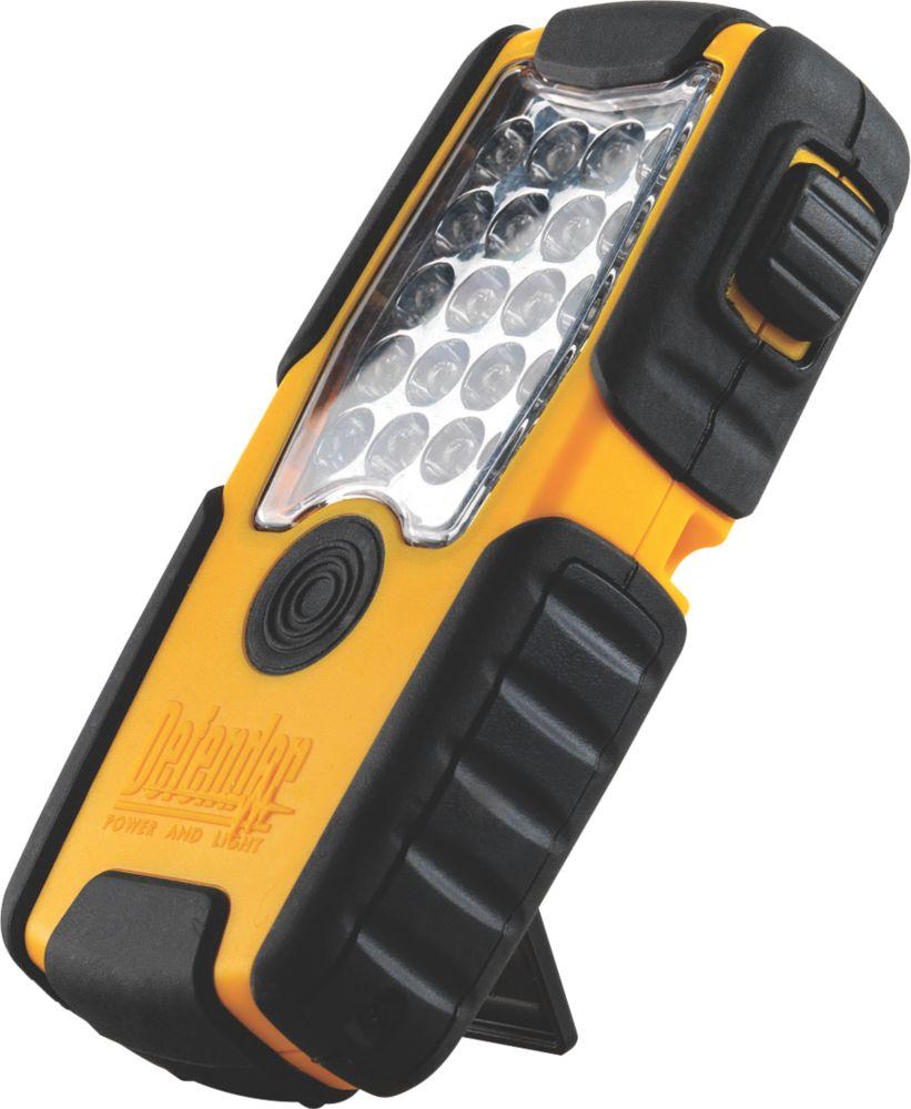 Defender Mini Mobi LED Inspection Light 3 x AA Torch