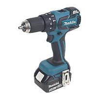 Makita DHP459SFE 18V 3.0Ah Li-Ion LXT Cordless Brushless Combi Drill
