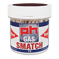 Arctic Products Smoke Matches  75 Pack