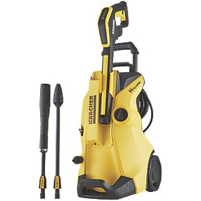 karcher full control k4 130bar pressure washer 240v domestic pressure washers. Black Bedroom Furniture Sets. Home Design Ideas