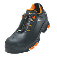 Uvex 6502 Safety Shoes Black Size 9