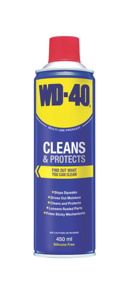 WD40 Multipurpose Lubricant 450ml