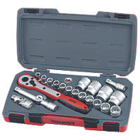 "Teng Tools T1221 ½"" Socket Set 21Pcs"