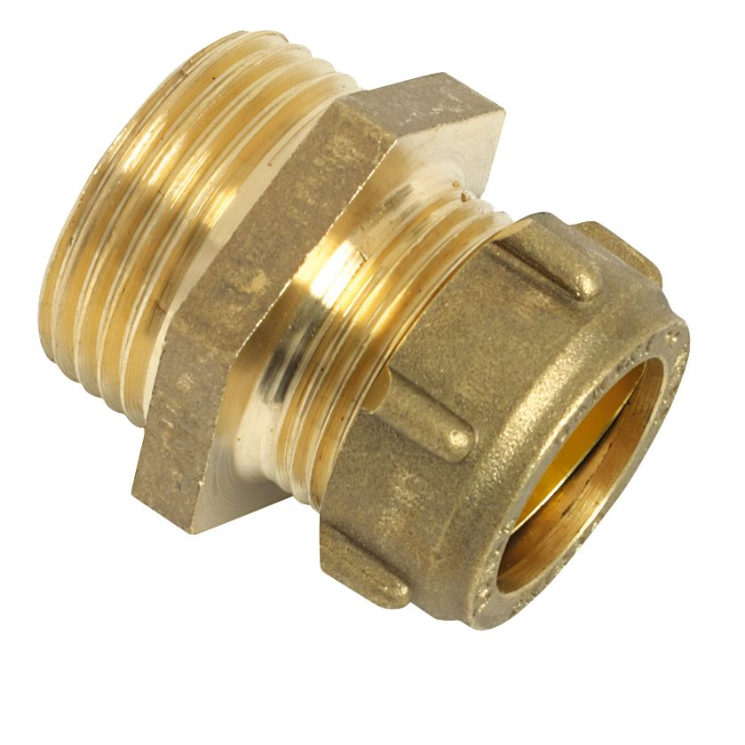 Conex Male Coupler 302 22mm x 1""