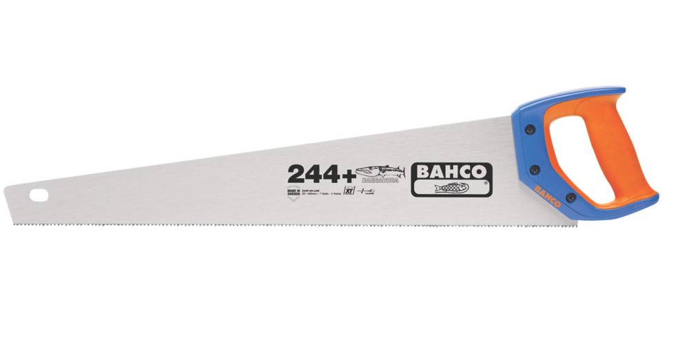 Bahco Barracuda Hard Point Handsaw 22""