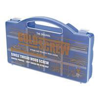 Goldscrew Woodscrews Handy Pack Double Countersunk 600 Pcs
