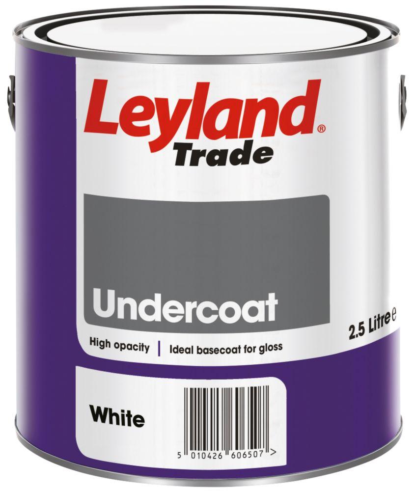 Leyland Undercoat White 2.5Ltr