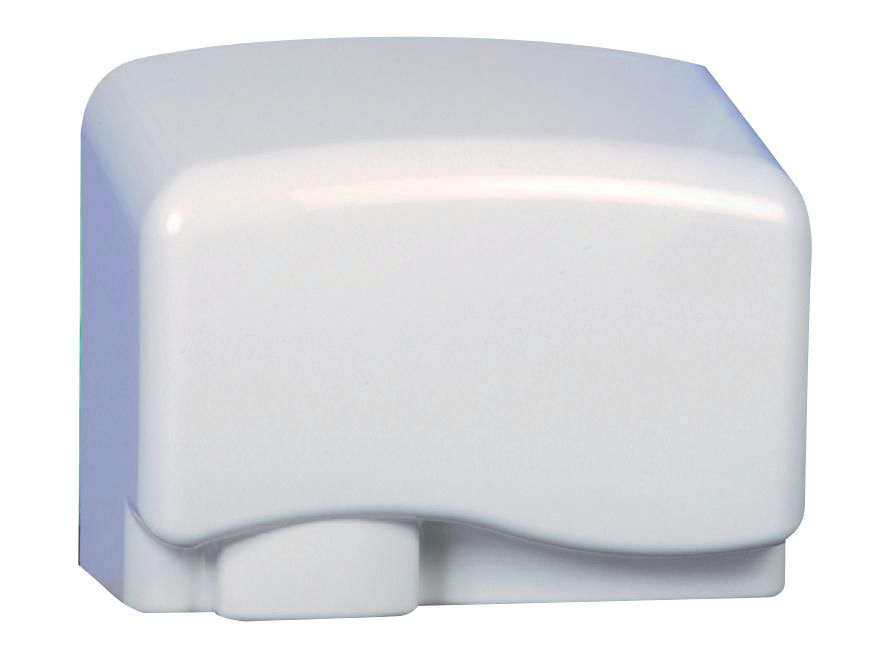 Manrose Sensor Hand Dryer ABS White 1.6kW