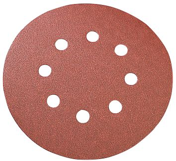 Sanding Disc 115mm 60 Grit Pack of 10