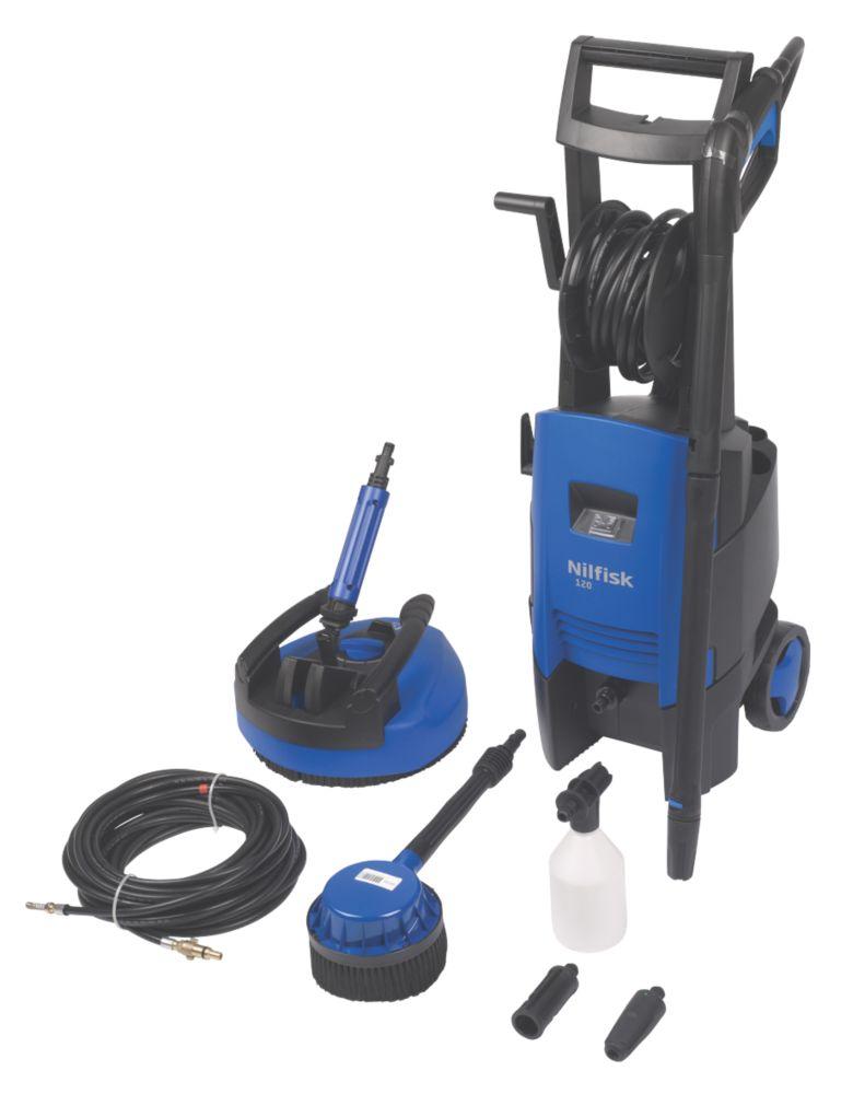 Nilfisk ALTO E120 1-10 PAD Xtra 120bar Pressure Washer 1.7kW 230V