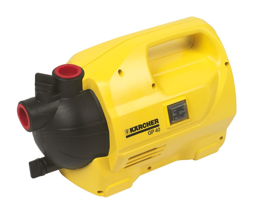 Karcher GP40 650W Garden Irrigation Pump 240V