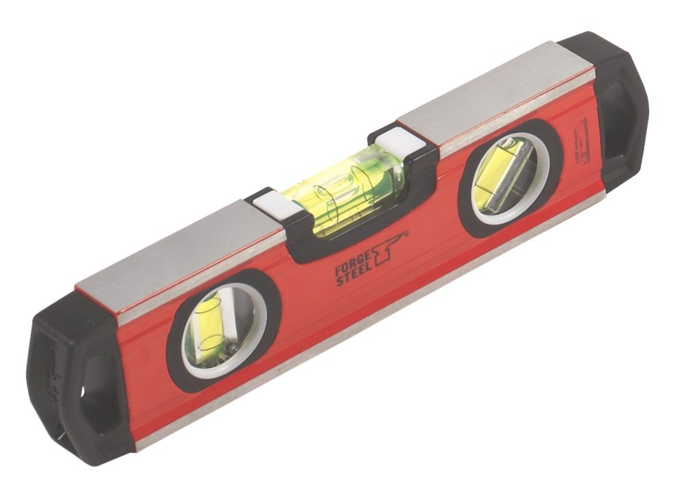 Forge Steel Torpedo Level