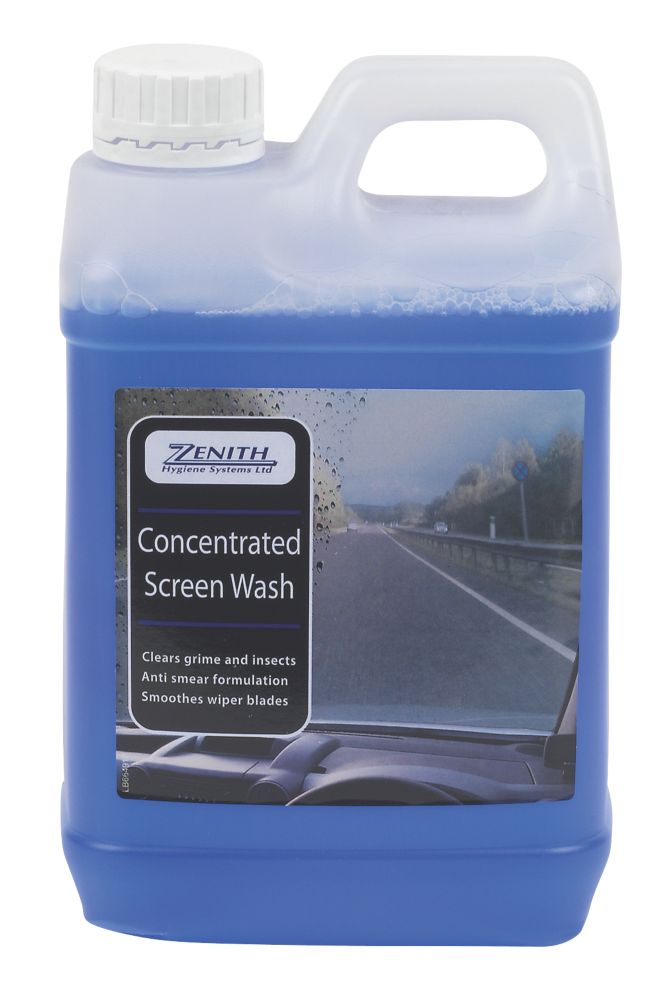 Zenith Concentrated Screen Wash 2Ltr