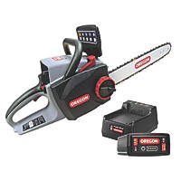Oregon CS300-E6 2.4Ah Li-Ion 36V 40cm Self-Sharpening Battery Chainsaw