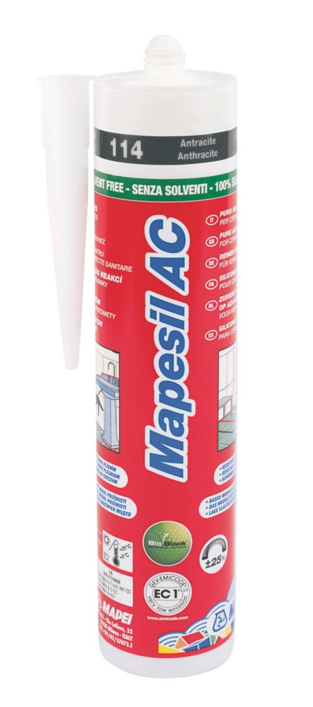 Mapesil Sealant Anthracite 310ml