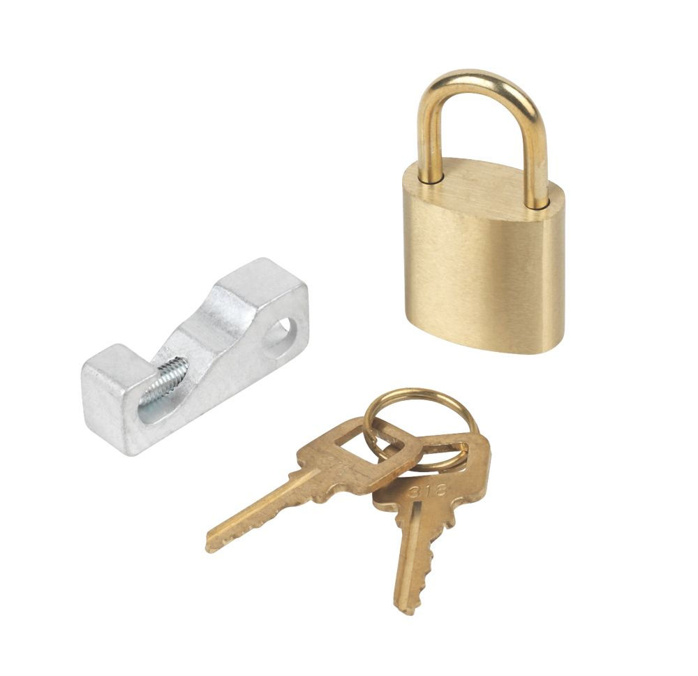 Wylex MCB Padlocking Kit