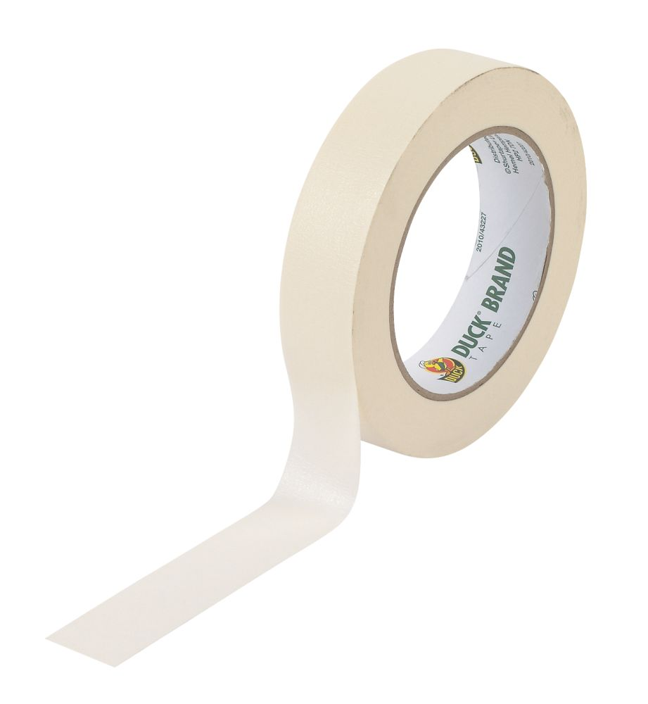 Duck Easy On/Off 3-Day Release Masking Tape 25mm x 50m