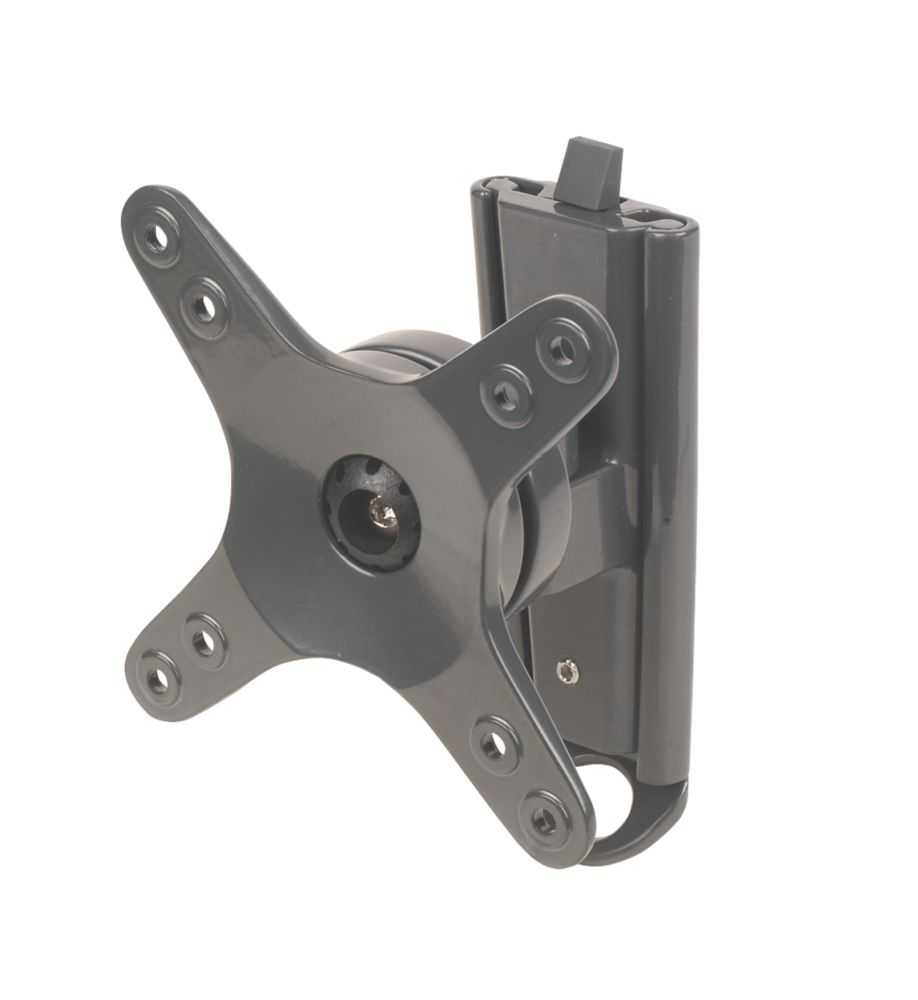 Vivanco LCD Wallmount TV Bracket Tilt Arm 10-22""