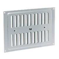Map Vent Adjustable Vent Silver  x