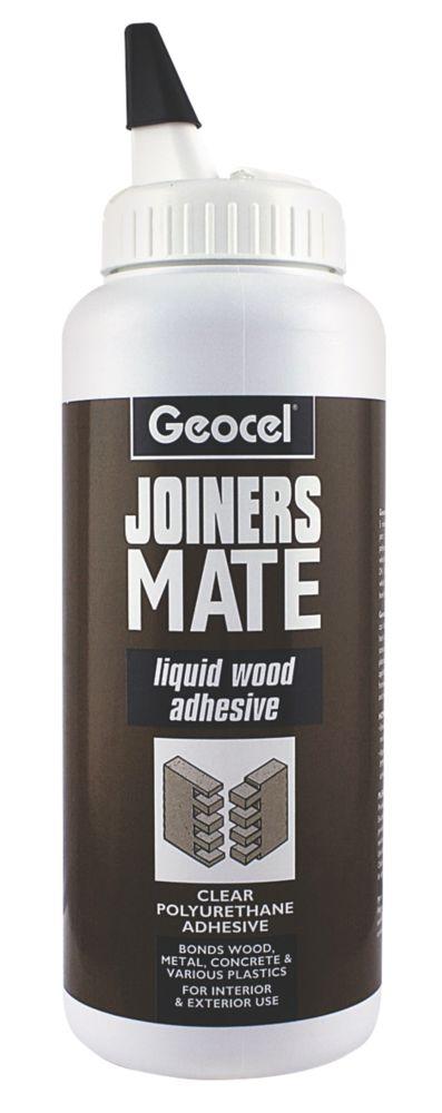 Geocel Joiners Mate Liquid Wood Adhesive 1 Litre
