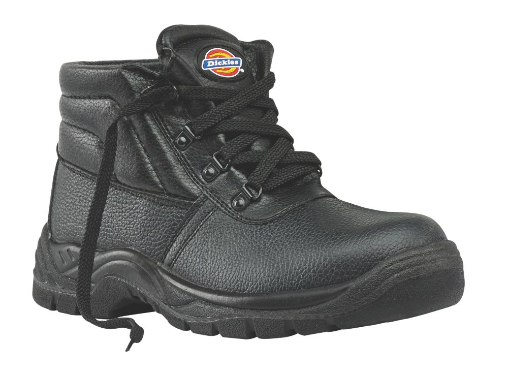 Dickies Redland Super Safety Boots Black Size 12