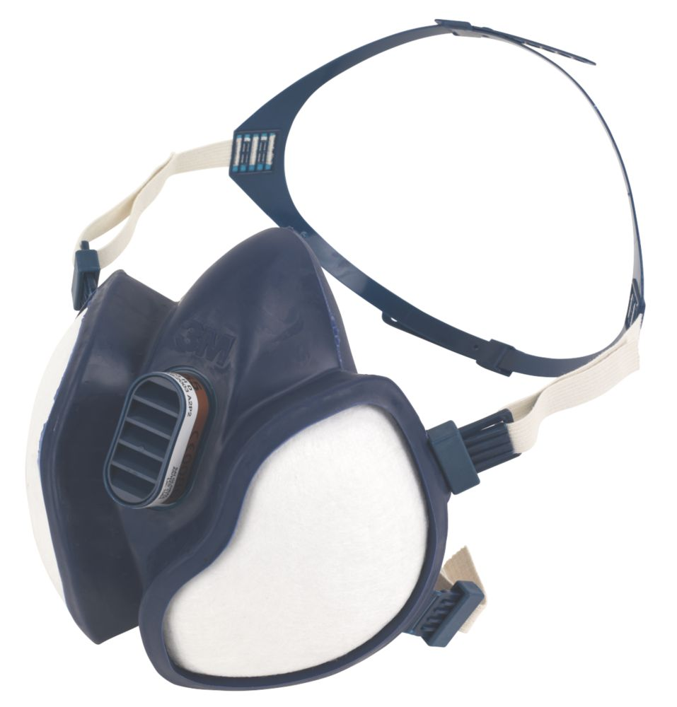 3M 4255 Maintenance-Free Organic Vapour & Particulate Respirator P3