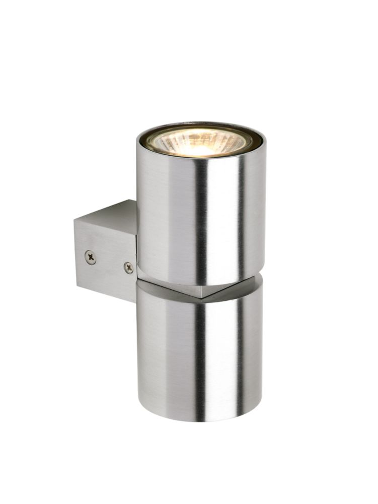 Izon Aluminium 2-Light Wall Light 2 x 50W 240V