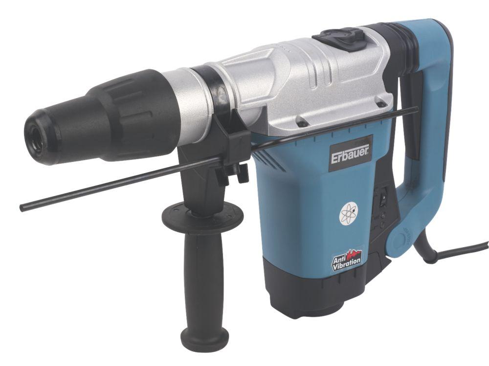 Erbauer ERB121SDS 6kg SDS Max Hammer Drill 230V