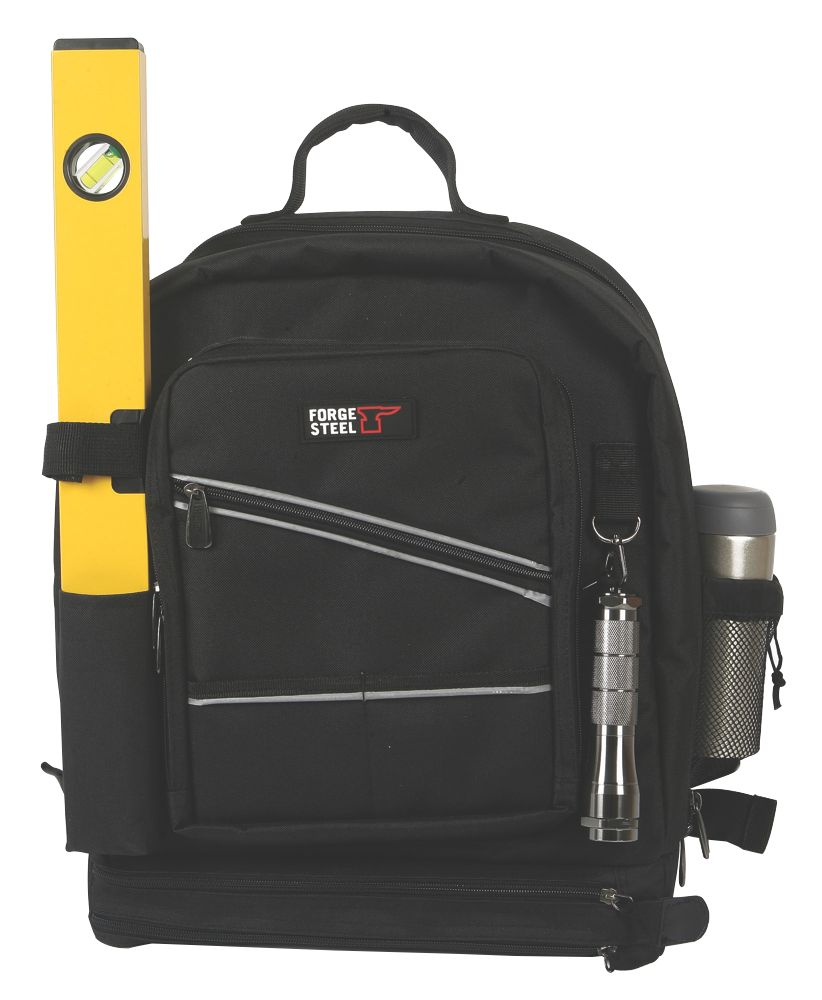 Forge Steel Waterproof Rucksack