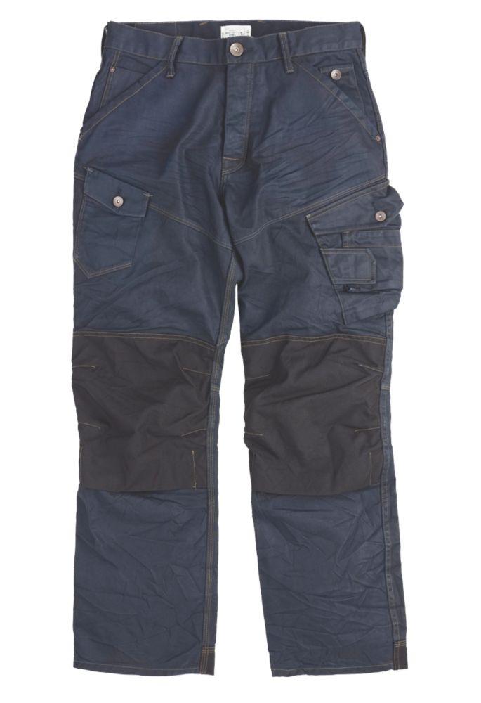 """Scruffs Drezna Jeans Navy 32"""" W 32"""" L"""
