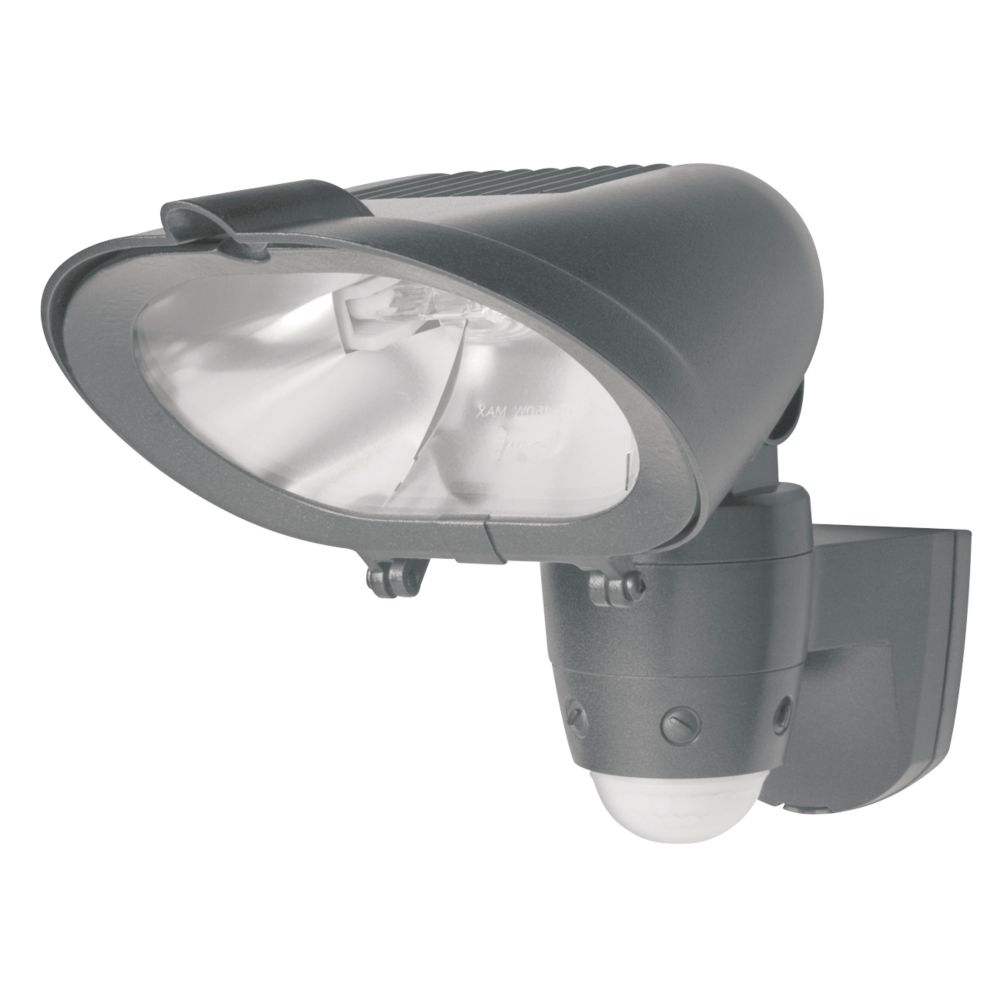 IQ 120W PIR Hi-Lo Floodlight 230V