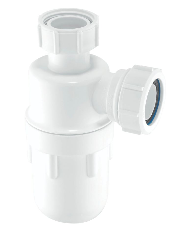 McAlpine Bottle Trap 32mm White