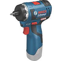 Bosch GSR108VECHXN 10.8V Li-Ion Brushless Cordless Drill Driver - Bare