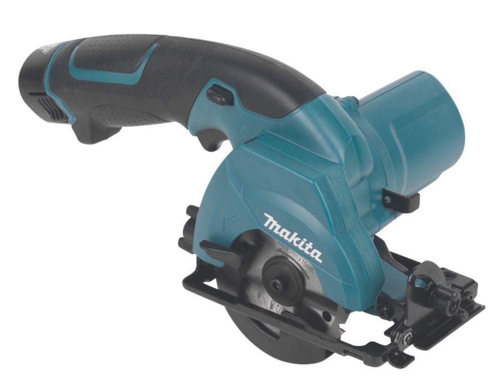 Makita HS300DWE 85mm 1.3Ah Li-Ion Cordless Circular Saw 10.8V