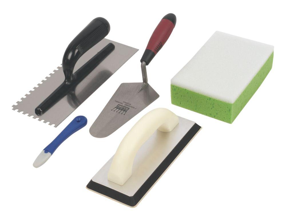 Ragni Apprentice Tiler's Pack 5Pcs